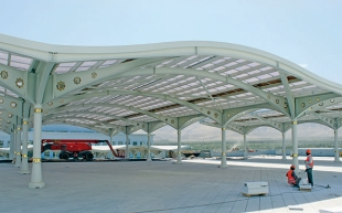 BOUYGUES CONSTRUCTION - CANOPY